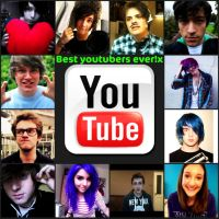 Best youtubers ever! by chloewaddington