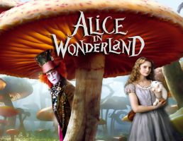 AIW: Hatter is Watching over Alice by Kyukitsune