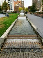 Cascading Fountain by towerpower123