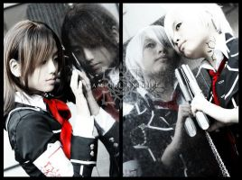 Vampire Knight Cosplay by Akusesu
