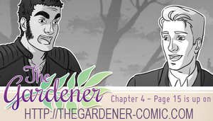 The gardener - Chapter 4 page 15 by Marc-G