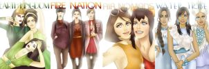 The Four Nations Cover by johngreeko