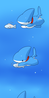 vress is shark by 0Vress0
