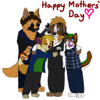Happy Mothers' Day! by Psychedelic-Fuchsia