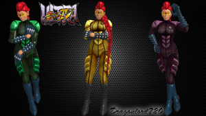Crimson viper 3p update by DragonLord720