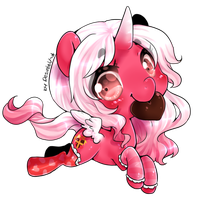 :AT: Ready for the Chocolate Hearts? by ChocoberryLollipop
