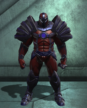 Onslaught (DC Universe Online) by Macgyver75