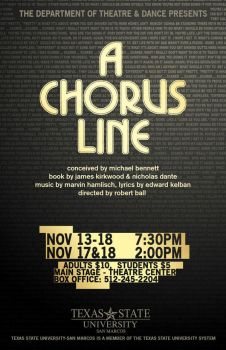 A Chorus Line by thewill