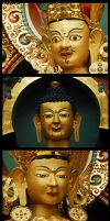 portrait of buddhism... by itsmejegan