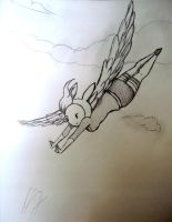 Fly, Fionna by Methuselah87