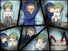 Xoda and Pewdie adventures -Cap 1 by Once-Upon-A-Cherry