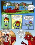 Flare and Fire: Good and Evil pg 16 by oogaboogaz