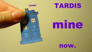 TARDIS ID by LetsSaveTheUniverse