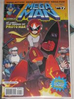 Megaman Issue 17 Comic Book by tanlisette