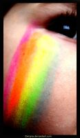 Rainbow by Clergna