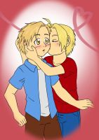 FMA - Brotherly love by MangaX3me