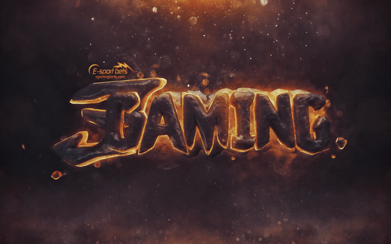 E-Gaming by TheArteMan