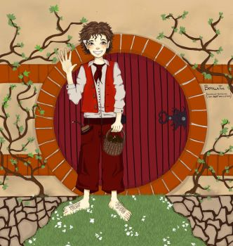 .:Hobbit me:. by Yam-Cat