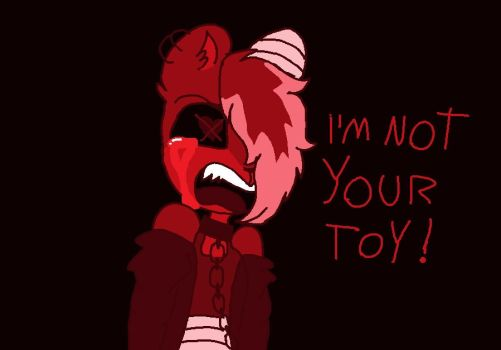 I'm Not Your Toy(Vent) by IcecreamBon