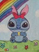 The Easter Stitch! by aashler
