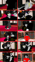 MMD Homestuck-1 2 3- Solkat by YugixYamiLove4ever