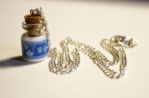 Teeny Tiny Lon Lon Milk Necklace by Timatae