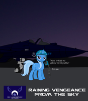 NLR Air Force recruitment poster by lonewolf3878