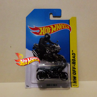 HOT WHEELS 2014 BMW K 1300 R HW OFF-ROAD by idhotwheels