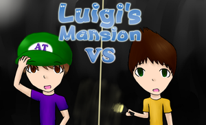 Luigi Mansion Versus by Anime-Gamer-Girl