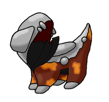 Legendary Prevo Contest Entry by Smiley-Fakemon