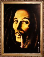 Bob Marley by CelsoDuarte