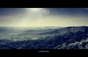 Another side of Curug Sewu by jd-photowork