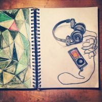 iPod by axellie