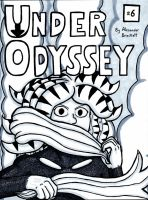 Under Odyssey Chapter 6 Cover by EvilCake