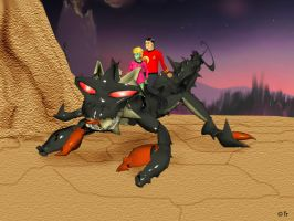 Monster Ride by hyperjet