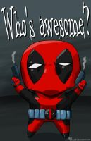 Who's awesome? by shamserg