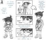 Conan- Odd reaction to a Cold 01 by TFed-Artist