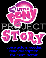 Project Story - voice actors needed by SonicFFVII