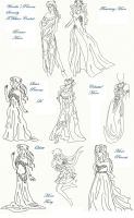 Winetta's Fashion Contest 27 by anelphia
