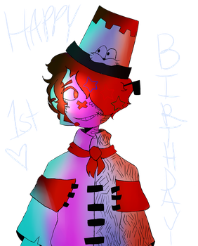 HAPPY BDAY MY SON by broadcast-illusion
