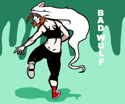 Badwulf by DefectiveZombie