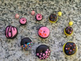 Donut collection by Meow-meow-Neko