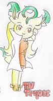 Denise - TV Tropes by CaramelCreampuff