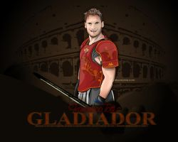 Francesco Totti Gladiator by akyanyme