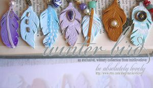 .Winterbird Collection. by Lii-chan