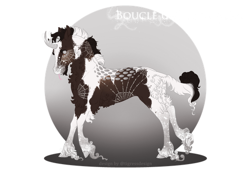 E080 Foal Design - Alduin's Librarian by MoxieMysteries