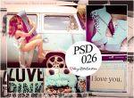 PSD 026 by OmgKltzEdition