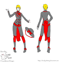 Finnian Outfit Design by Leuong