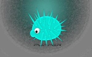 puffer by coolcat21