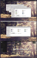 Mix Mac Theme For Windows 10 RTM by Cleodesktop